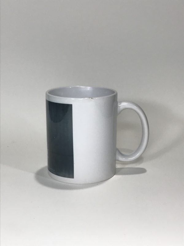 Reflections in Colored Pencil Mug Side view